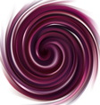 background swirling purple liquid vector image vector image