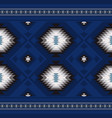 native american southwest seamless pattern vector image