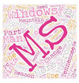 Web 2 0 Build On It text background wordcloud vector image vector image