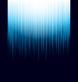 background with blue striped lines technology vector image vector image