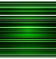 Abstract retro stripes green color background vector image vector image