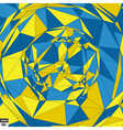 Mosaic Abstract Background vector image vector image