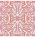 pink seamless hypnotic abstract spiral ray burst vector image vector image