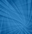 Blue double spiral pattern background vector image vector image