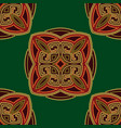 Colourful ethnic seamless pattern background in