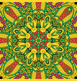 colorful ornamental decorative background vector image