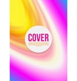 smooth texture background Business cover vector image vector image