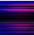 Abstract striped blue and purple background vector image vector image