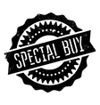 Special buy stamp vector image vector image
