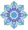 Antique ottoman turkish pattern design seven
