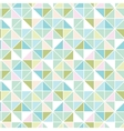 Colorful pastel triangle texture seamless pattern vector image vector image