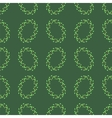 Summer Seamless Leaves Pattern vector image vector image