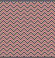 chevron zigzag seamless pattern digital paper vector image vector image
