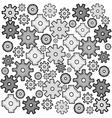 gear cartoon icon image vector image vector image