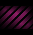 abstract stripes geometric diagonal lines pink vector image vector image
