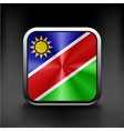 Sovereign state flag of country of Namibia in vector image vector image