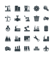 Industrial Cool Icons 3 vector image
