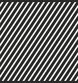 diagonal stripes seamless pattern texture vector image vector image