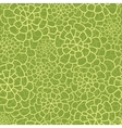 Abstract green natural texture seamless pattern vector image vector image