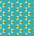 cartoon sweet yellow bee summer worker bug hand