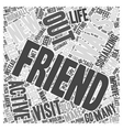 Socializing Will Help Improve your Personal Life vector image vector image
