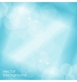 Beautiful abstract blue background vector image