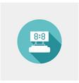 Scoreboard flat icon vector image vector image