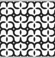 seamless geometric pattern with creative vector image vector image