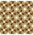 medieval wallpaper vector image vector image