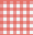 Plaid red