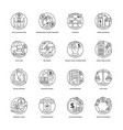 exclusive pack of banking and finance icons vector image vector image
