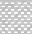rectangle pattern seamless brick background vector image vector image