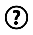 Question Icon Picture on white background