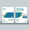 city background business book cover design vector image vector image