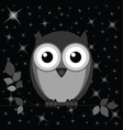 OWL STARS vector image vector image