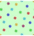 Flower seamless pattern 4-08 vector image vector image