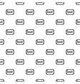 bar board pattern seamless vector image