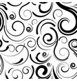 seamless artistic wallpaper vector image vector image