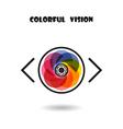 Eye Icon Eye Icon Art Eye Icon Web vector image