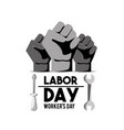 american labor day tradition celebration vector image vector image