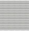 Boho black and white background design vector image