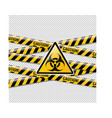 danger sign isolated with transparent background vector image