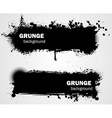 grunge backgrounds vector image