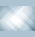 abstract background modern design white and gray vector image vector image