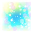 Fantasy Bubble Design vector image vector image