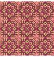 Ornate geometry seamless pattern vector | Price: 1 Credit (USD $1)