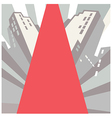 Retro City Background vector image vector image
