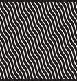 seamless lattice pattern modern stylish texture vector image