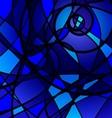 blue background variation vector image vector image