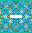 boho tile seamless pattern background vector image